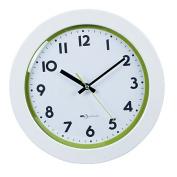 Home & You Wall Clock Neon White Rim