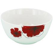 Harrison & Lane Poppy Bowl 14cm