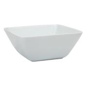 Harrison & Lane Square Bowl 15cm White