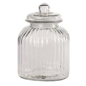 Sort It Ridge Glass Jar 3900ml