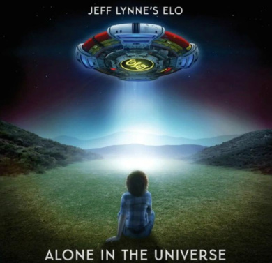 Alone In The Universe CD