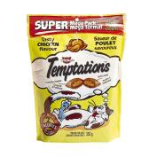 Whiskas Temptations Super Mega Pack Tasty Chicken Flavour 350g