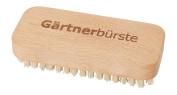 Redecker Gärtnerbürste 189,300mGardener's Brush' Hard Nail Brush