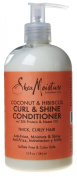 Shea Moisture Conditioner Curl & Shine 380ml Coconut & Hibiscus