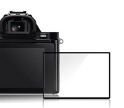 Maxsimafoto® - 0.5mm HD Optical Tempered Glass LCD protector for Olympus OM-D E-M5 High Transparency