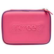 SKWeek EVA Pencil Case Pink
