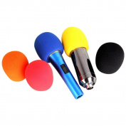 Bluelans® Microphone Windshield - Assorted Colours