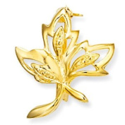 SF Jewellery - Brooch Gold Plated