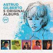 5 Original Albums *