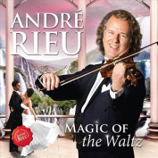 Magic of the Waltz CD by Andre Rieu 1Disc