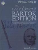 Bartok for Clarinet