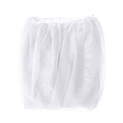 Universal Insect Mosquito Bug Safe Mesh Net Full Cover for Baby Prams Strollers Bassinets Cradles Buggy Pushchairs White