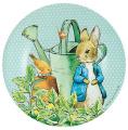 Petit Jour Paris Peter Rabbit Side Plate - Green