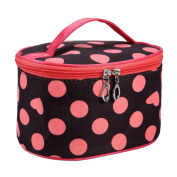 Koly Toiletry Bag Travel Zipper Makeup Cosmetic Bag Organiser Portable Handbag