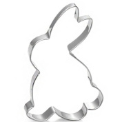 DreamFlying Rabbit Cookie Cutter - Stainless Steel