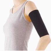 ValueWay 2x Ladies Slimming Arm Shaper Cellulite Fat Buster New Wrap/Belt Black