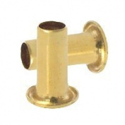 GS 4-8 Brass Eyelets 25,000 pcs