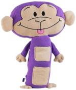 Global Gizmos Friend Mo the Monkey Seatbelt Plush