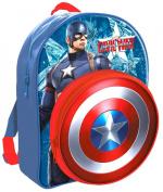 Marvel Captain America 'Civil War' Premium Backpack | School Bag