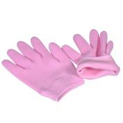 Gent House Thermoplastic Gel Lining Botanical Oils SPA Moisturising Gloves for Women