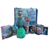 Disney Frozen Sisters Bath and Beauty Set with Gift Tote Bag