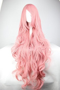 Women/ladies 100cm Long Curly Hair Cosplay/costume/anime/party/bang Full Sexy Wig