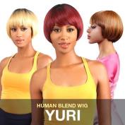 The Wig Brazilian Human Hair Blend Wig HH-YURI
