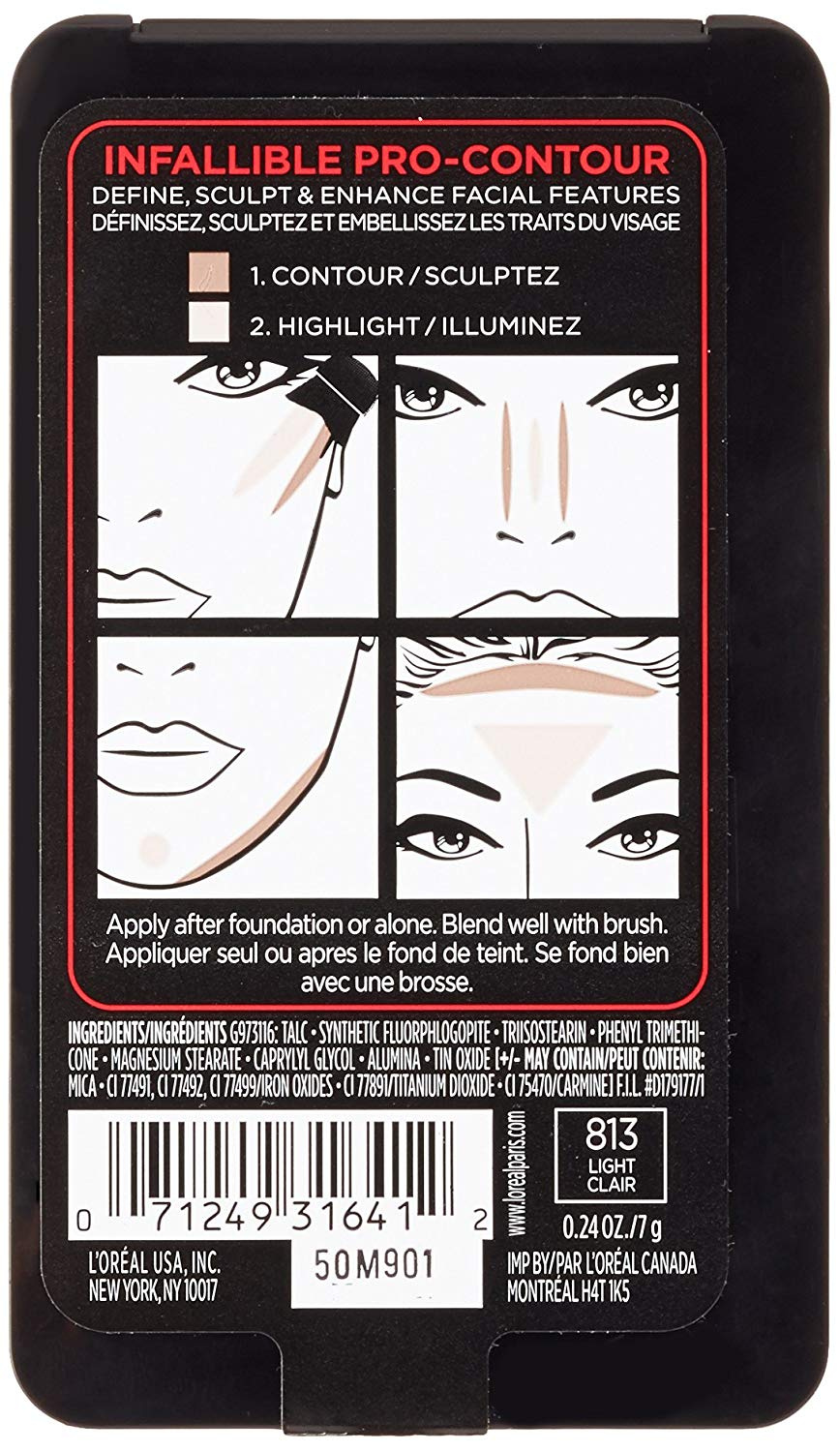 Loreal Foundation Primers Buy Online From Lamp039oreal Infallible Total Cover