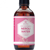 Leven Rose Orange Blossom Water Toner - 100% ORGANIC, Natural for Clear Skin, Restoring PH, and Breakouts