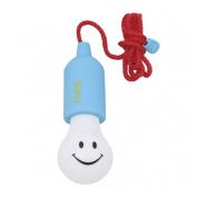 Smile Lamp Kids Light (Blue)
