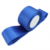XUKE 25 Yard,5.1cm ,22 Colours Solid Grosgrain Ribbon JUA282Q Navy blue