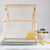 50cm WEAVING FRAME WITH STAND - THE DELUXE!