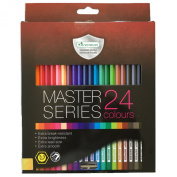 Master Art Master Series 24 Colours 24 Pencils