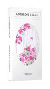 100% Organic Muslin Swaddle Blanket by ADDISON BELLE - Oversized 120cm x 120cm - Best Baby Shower Gift - Premium Receiving Blanket