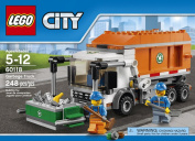 LEGO CITY Garbage Truck 248pcs