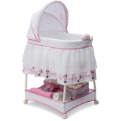 Minnie Mouse Boutique, Gliding Bassinet, For Girls, Multicolor