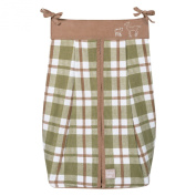 Trend Lab Deer Lodge Nappy Stacker, Green