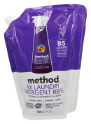 Method Lavender Cedar 8X Laundry Detergent Refill 1010ml by Method