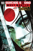 Suicide Squad Most Wanted Katana TP