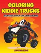 Coloring Kiddie Trucks