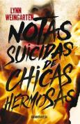 Notas Suicidas de Chicas Hermosas [Spanish]