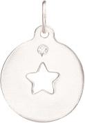 Helen Ficalora Star Cutout Charm with Diamond