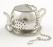 Zoie + Chloe Extra Large Stainless Steel Tea Infuser for Loose Tea - 2 Tbsp Capacity for Stronger Brew
