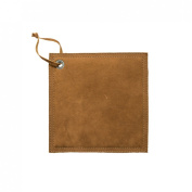 Leather Pot Pad, Double Layered, Double Stitched and Handmade by Hide & Drink :