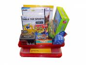 Boys Just Want to Have Fun, Too - Ultimate Gift Basket (Ages 6 and up!) - Perfect for Birthdays, Easter, Get Well, or Other Occasions
