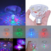 Waterproof Colour changing Bathroom LED Light Toys in Tub Pond Pool Spa Hot Tub Bathtub Floating Lamp