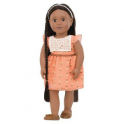 Our Generation 46cm Hair Play Doll - Zuri