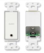 Radio Design Labs D-MJPT Mini-jack pass-through plate