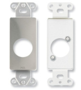 RDL DS-D1 Single plate for standard and specialty connectors