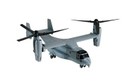 InAir Limited Edition Helicopter Series Die Cast V-22 Osprey Bell Boeing in 1/72 Scale